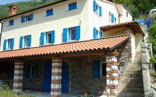 Authentic Mediterranean House with Large Garden in Opatija surrounding