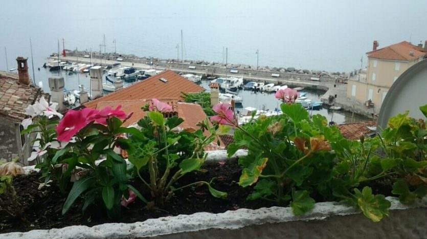 Furnished Apartment 50 m from the sea in Kvarner