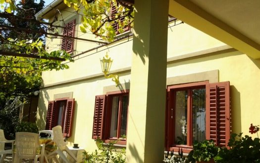 House in a Peaceful Area Only 50 m From the Beach in Opatija surrounding