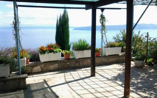 Traditional Stone House with Breathtaking Sea View in opatija surrounding