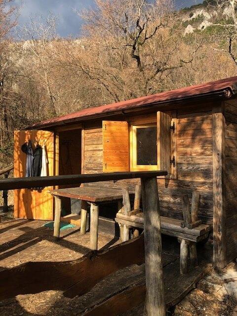 Kleines Holzhaus In Einer Ruhigen Umgebung Vip Nekretnine