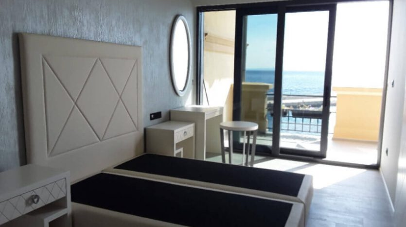 Aparthotel for sale in the first row to the sea in croatia - room(10)