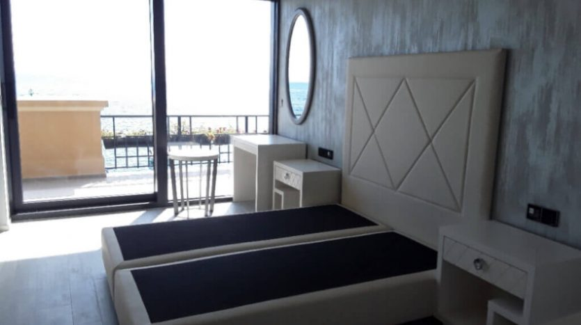 Aparthotel for sale in the first row to the sea in croatia rooms(14)
