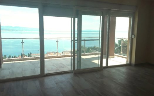Apartment with panoramic sea view and swimming pool for sale in Croatia (1)