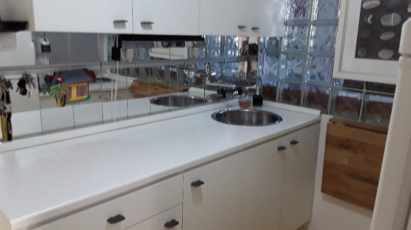 Furnished Apartment 300 m from the Sea for Sale - Kitchen