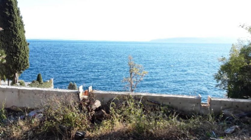 Investment Land - First Line to the Sea for Sale in Croatia