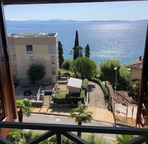 Opatija Center - Apartment in Historic House for Sale (5)