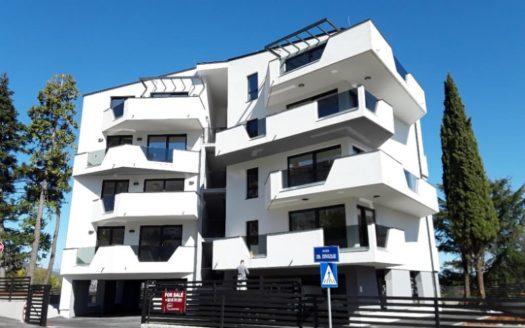 Apartment mit Garage und Terrasse in eines modernen Gebäudes