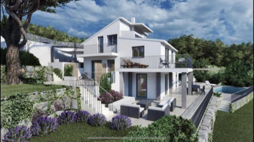 Moder Designed House for Sale in Opatija Srrounding (2)
