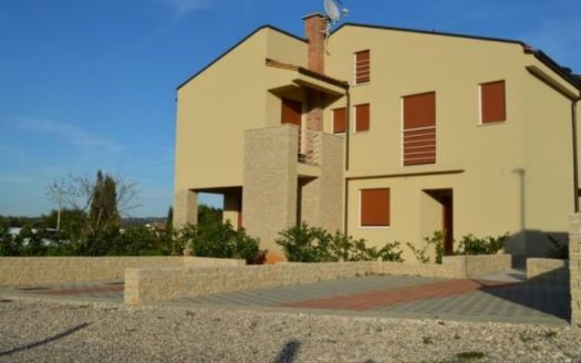 New Built House near Poreč for sale