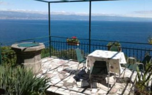 Stone House With Magnificent Sea View in Opatija