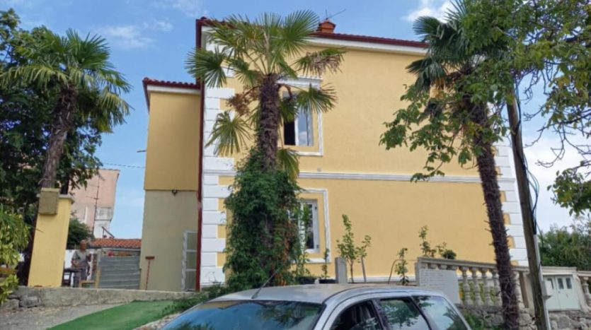 Traditional Renovated Villa 150m From the Sea in Opatija surrounding