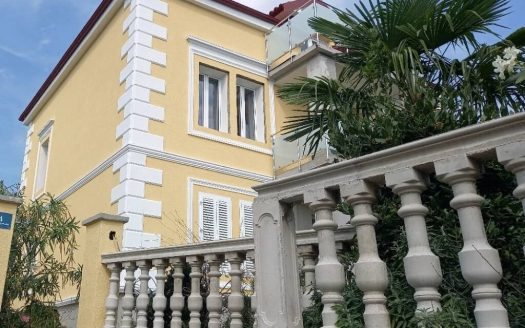 Traditional Renovated Villa 150m From the Sea in Opatija