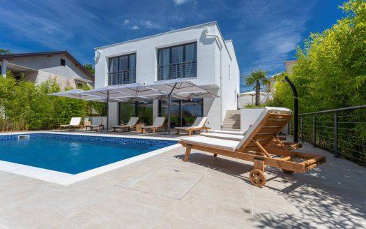 Modernes Haus auf der Insel Krk zu verkaufen