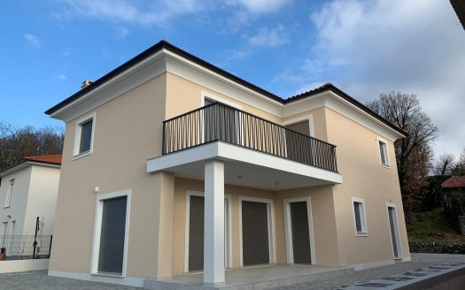 Completely new mediterranean house for sale opatija surrounding(12)
