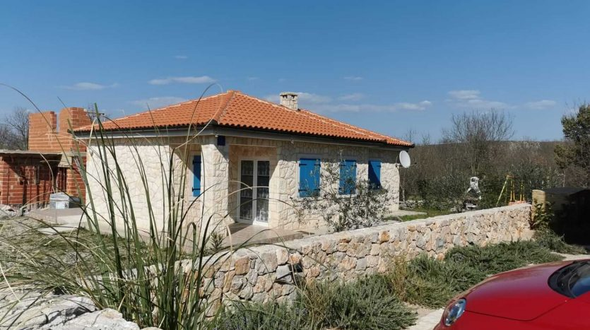 New House in Quiet Location in Krk for sale (
