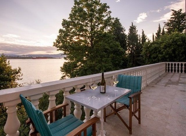 Villa by the sea for sale in Krk