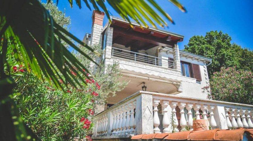 Luxury House with Sea View for sale in Opatija (18)